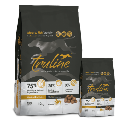 Pero - Truline - Grain Free - High Meat - Meat & Fish -12kg